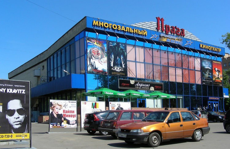 На окраинах появятся кинотеатры-корабли с садами на крышах