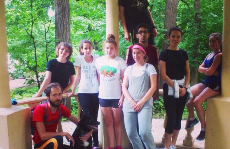 Беговой клуб Forest Runners