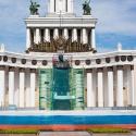 На ВДНХ отреставрируют памятник Ленину