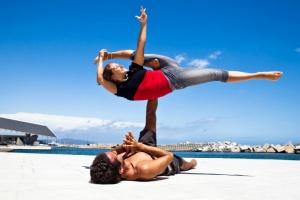 Антигравитация: 5 воздушных тренировок