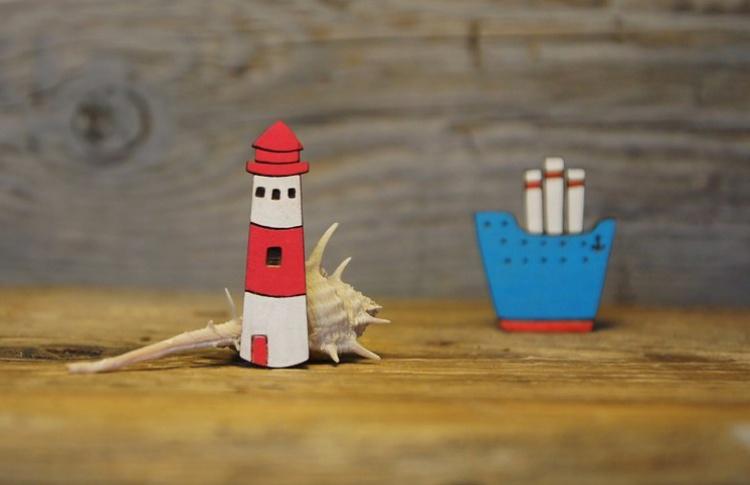 Путешествие на маяки