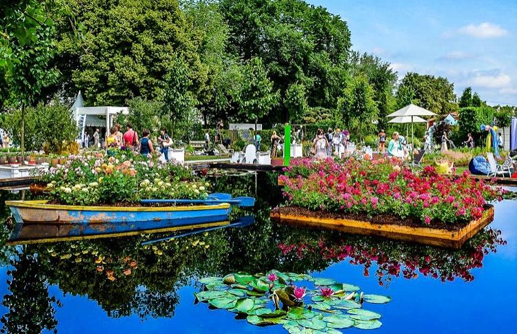 Фестиваль «Сады и люди»