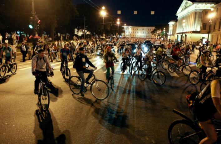 В субботу из-за велопробегов ограничат движение