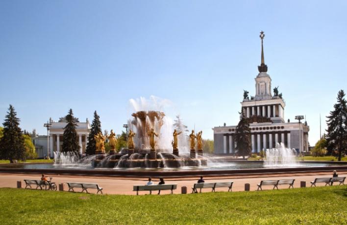 Московская биеннале современного искусства пройдет на ВДНХ