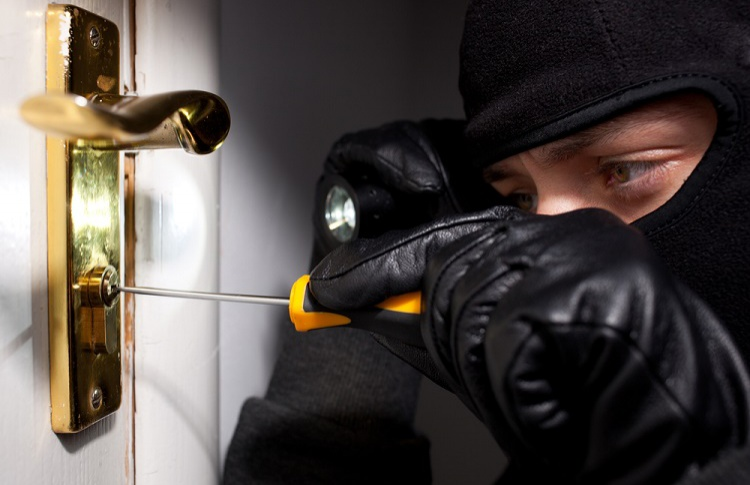 В Москве произошла рекордная квартирная кража