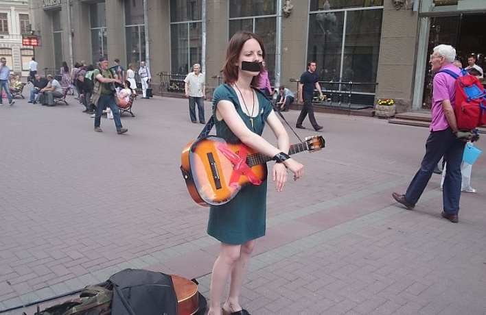 Уличных музыкантов обяжут получать патенты