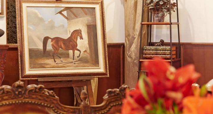 Арт-галерея «Конюшня»