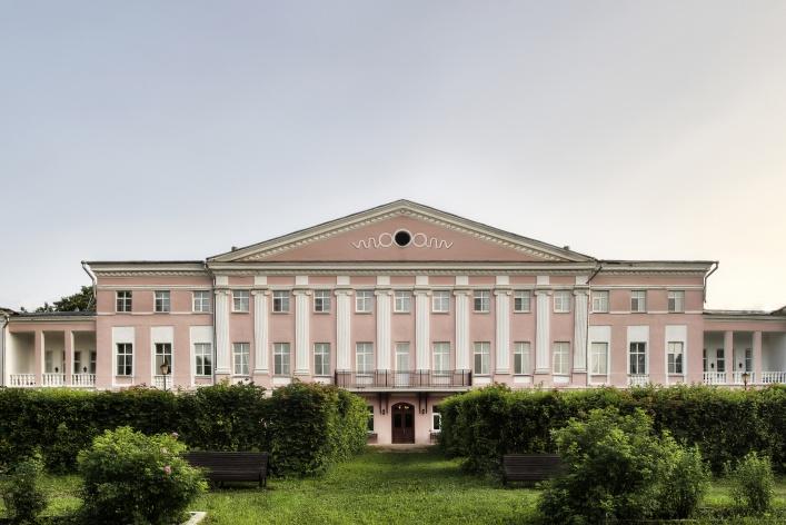 Отель Селигер Палас