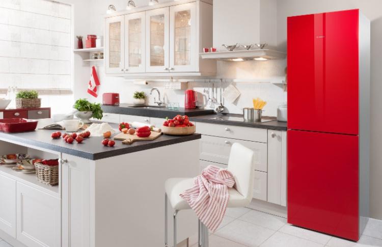 Холодильники Bosch серии «Кристалл»: современный дизайн и функциональное совершенство