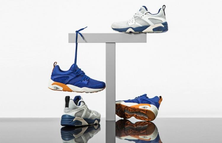Puma представила новую коллекцию кроссовок Trinomic NYY NYK