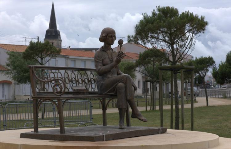 В Москве поставят памятник Цветаевой работы Церетели