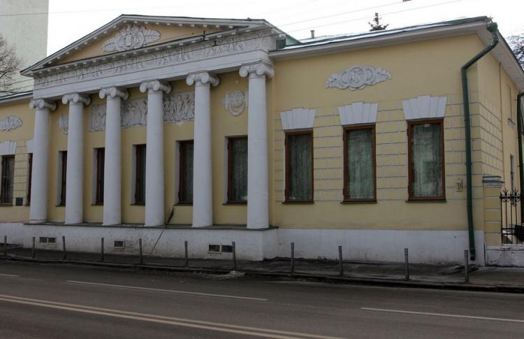 Литературный музей Л. Н. Толстого