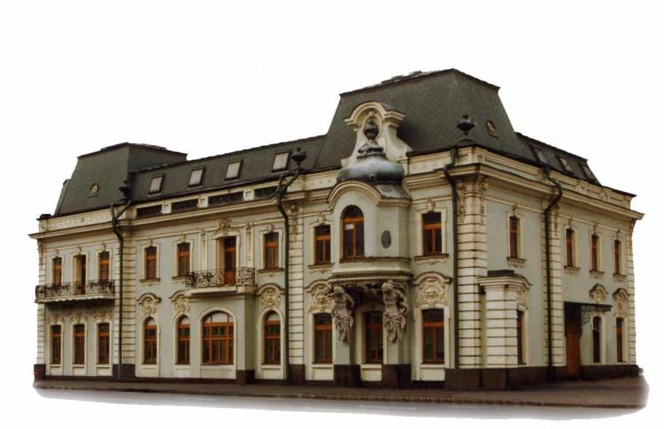Выставочный зал Московского общественного фонда культуры