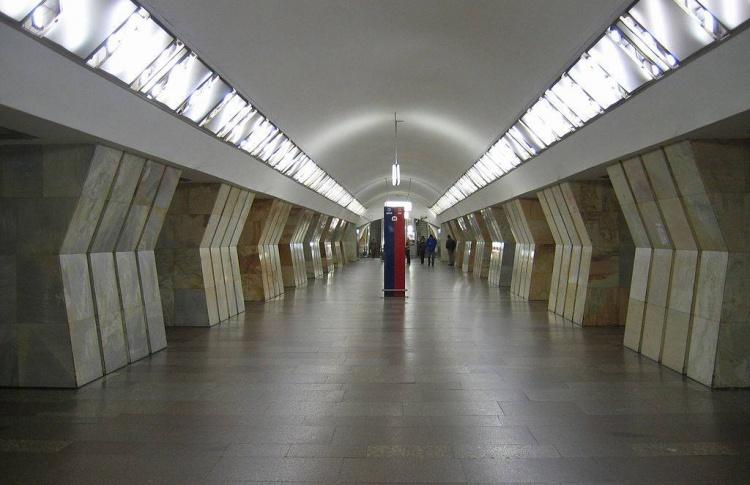 В субботу закроют центральные станции оранжевой ветки