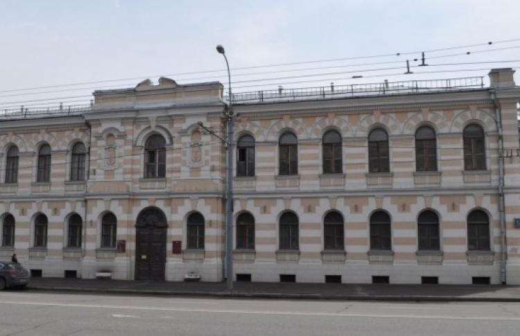Выставочный зал Федеральных архивов
