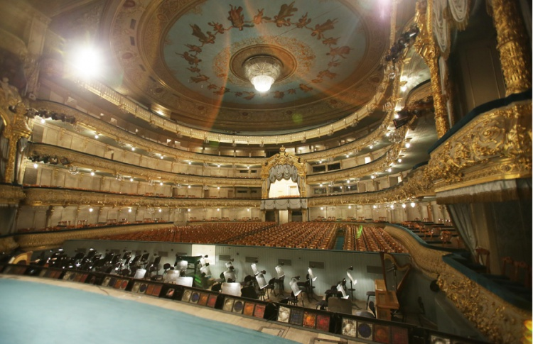 Балет Национальной оперы Бордо