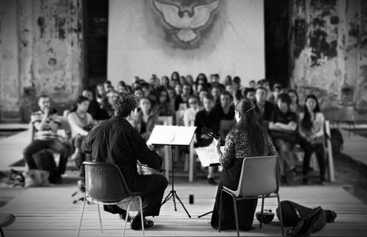 Итальянское барокко для мандолины и виолончели