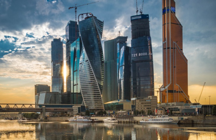 Китайцы хотят построить небоскреб в Сити