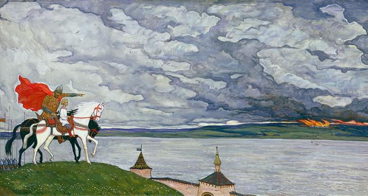Московская государственная картинная галерея Ильи Глазунова