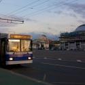 Троллейбусы не ходили из-за программы «Моя улица»