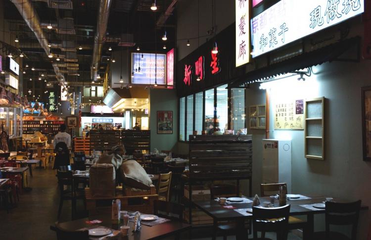 Китайские рестораны, где едят китайцы Фото №468763