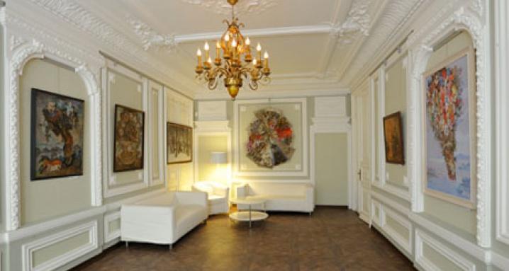 Галерея на Вспольном