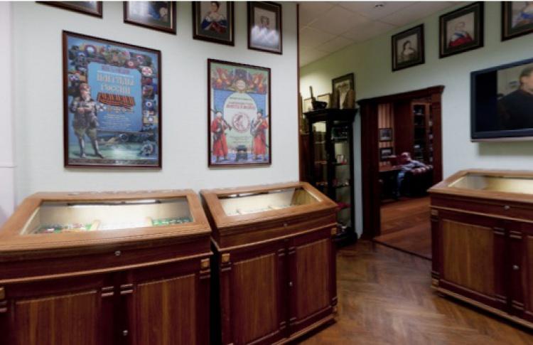 Галерея-магазин «Монеты и Медали»