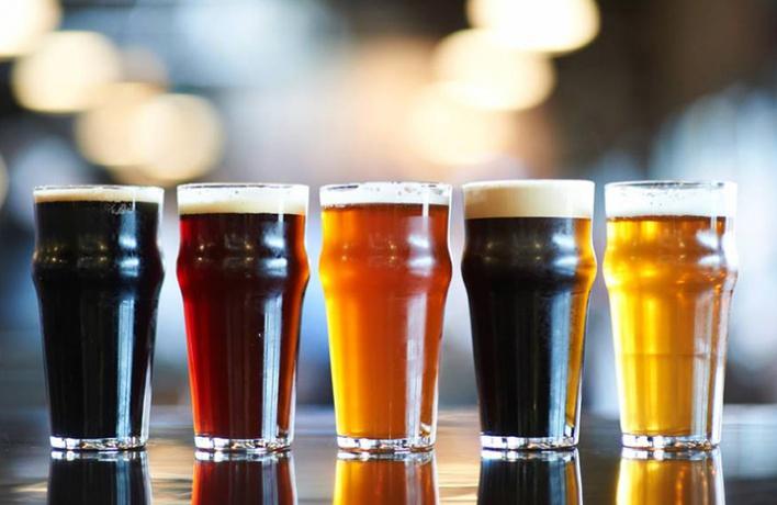 Фестиваль крафтового пива в Jagger