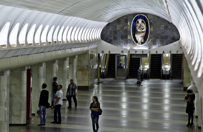 На выходных закроют восемь вестибюлей станций метро