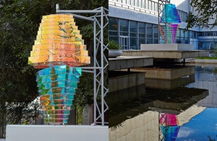 Двор Третьяковки украсят инсталляциями