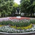 В Парке Горького появились Ландышевая, Зимняя и Весенняя аллеи