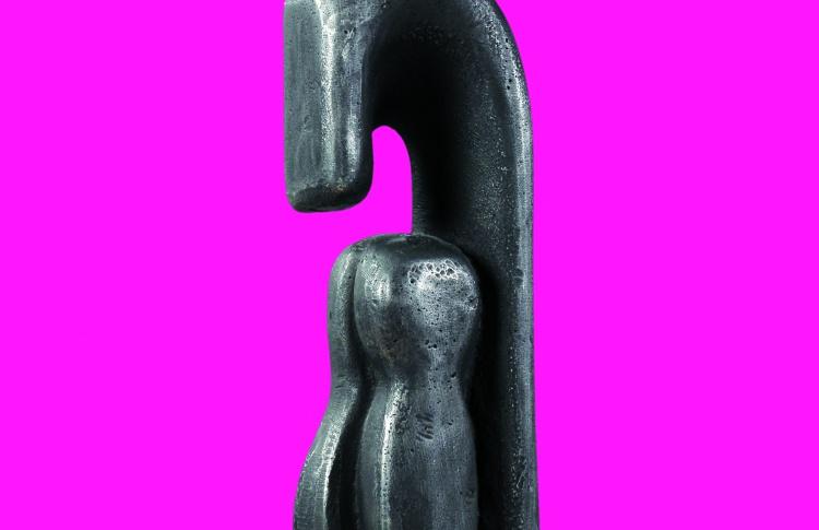 Скульптуры, которых мы не видим