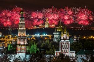 На Воробьевых горах пройдет Международный фестиваль фейерверков