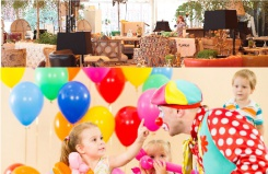 Семейный день на летней веранде Shakti Terrace