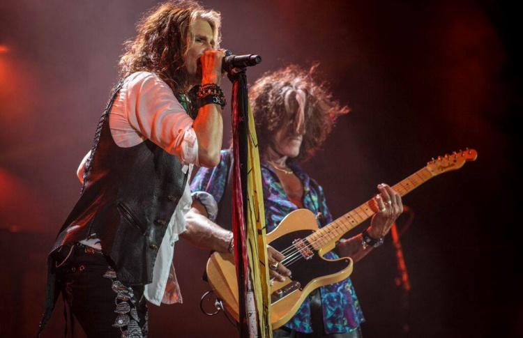 Aerosmith выступят на Лубянской площади