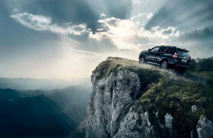 Обновленный Toyota Land Cruiser Prado: прием заказов открыт