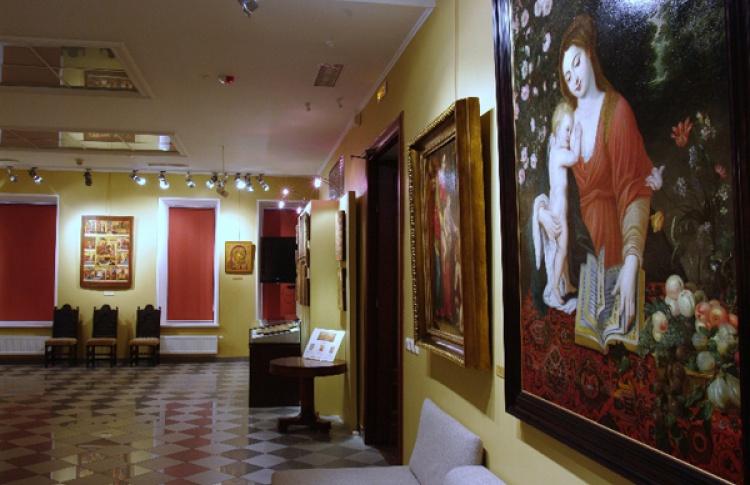 Дом Иконы и Живописи имени С.П. Рябушинского