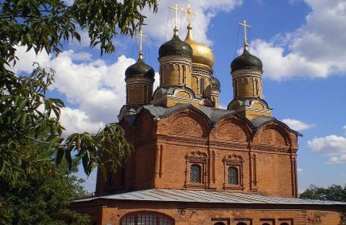 Знаменский мужской монастырь