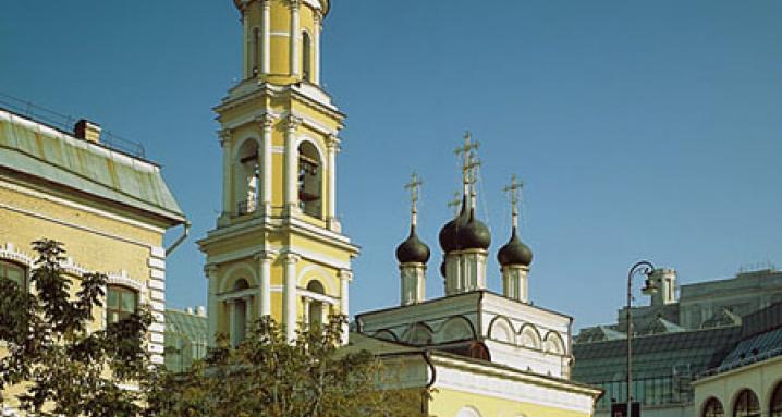 Музей-храм святителя Николая в Толмачах
