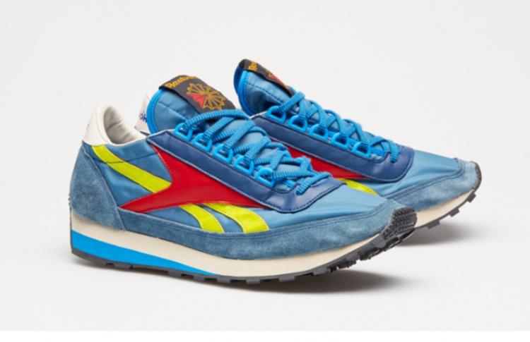 В субботу в продажу поступит 70 пар легендарных кроссовок Reebok