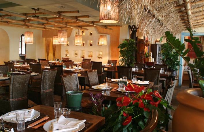 Ресторан «Маркет»: Азия со вкусом
