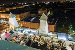 Timeout Rooftop Bar