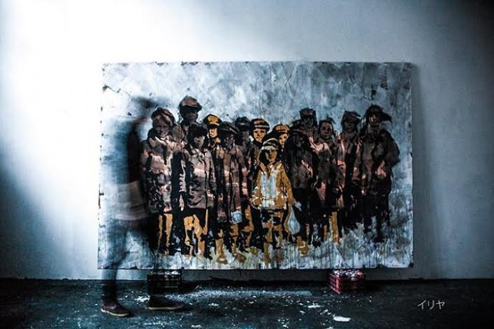 Фестиваль Art.Who.Art: искусство у бассейна