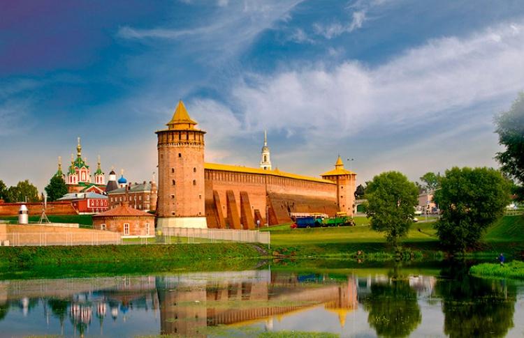 Историко-культурный музей-заповедник «Коломенский Кремль»