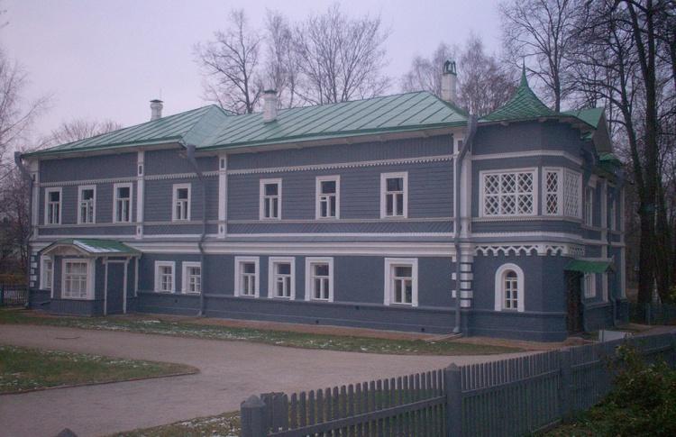 Государственный мемориальный музыкальный музей-заповедник П.И. Чайковского