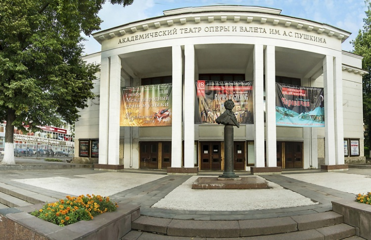 Нижегородский государственный академический театр кукол (россия, нижний новгород) фото