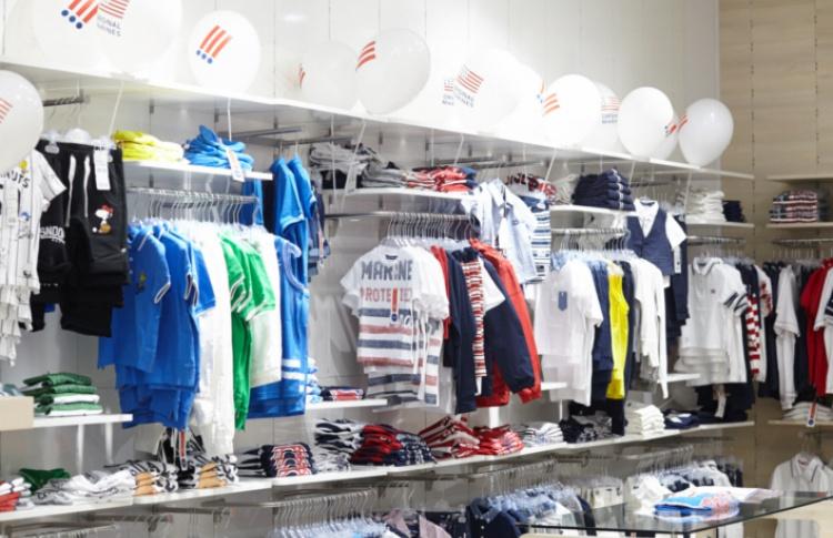 Магазин детской одежды, обуви и аксессуаров
