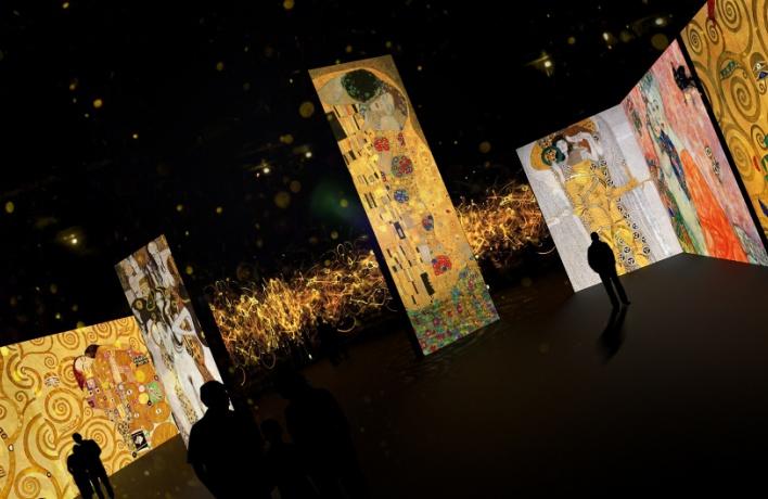 В торговом центре «Авиапарк» покажут Ван Гога и Климта