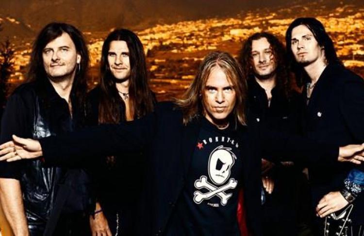 «Moscow Metal Meeting 2015»: Helloween (Германия), Dark Tranquillity (Швеция), Amorphis (Финляндия)
