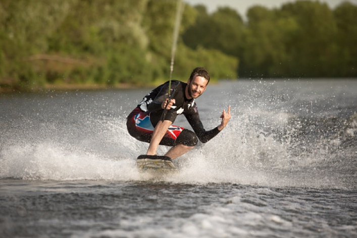 Три вида водных развлечений для компании (до 5 человек)